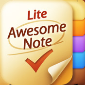 Awesome Note Lite (+Todo)