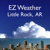 EZ Weather Little Rock weather