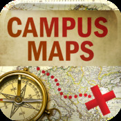 Towson University Map