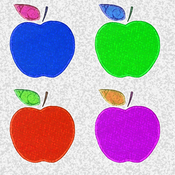 Match The Color Of Apple