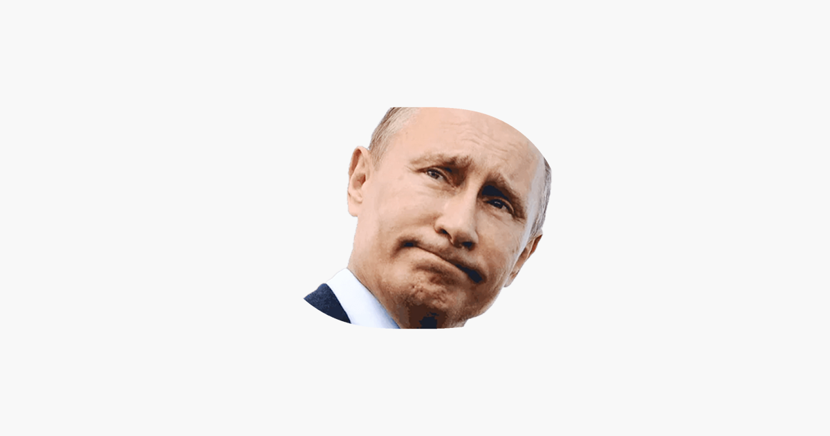 Putin Stickers New Pack