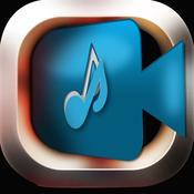 Add Audio To Videos - Merge Background Music, Track & Song To Videos music videos