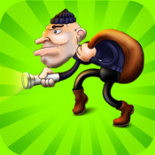 Bandit Run Hot Chase Free 3D Game: Dodge Cars, Bus And Subway Through An Angry City Mob