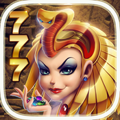 AAA Aattractive Cleopatra Jackpot Blackjack, Roulette & Slots! Jewery, Gold & Coin$!