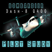 Bombardier Dash 8 Q400 Pilot Guide technical analysis training