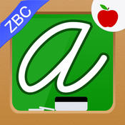 Kids ABCs Cursive Writing & Tracing Cursive Letters ZBC