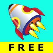 Aliens Kids Math Games Free Lite