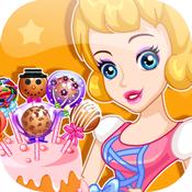 Cake Pops Maker(Be Creative & Virtual Kids Cake)