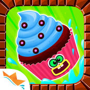 Cupcake Studio Free - Junior Chef`s Dessert Maker Bakery with Baking and Cooking Games