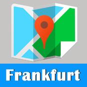 Frankfurt Offline Map - City Metro Airport