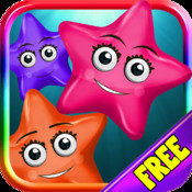 Jelly Star Sparks Diagonal Match Mania - A sweet dash and crush game for kids and adults PREMIUM by Golden Goose Production usa dash hd premium