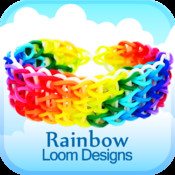 Rainbow Loom Designs: Video Guide for Making Amazing Rainbow Loom Creations! the rainbow trail