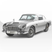 Aston Marin Collection Cars