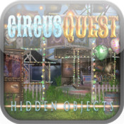Circus Quest Hidden Objects Carnival Game (iPad Version)