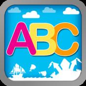 Family of ABC abc - For PreSchool, Kindergarten, First Grader Kids