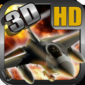 Norad Frontline Fighter Jet Defence: 3D airplane blast & shoot game