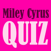 QuizStone® Miley Cyrus Quiz Edition - Free Intro Quiz with facts