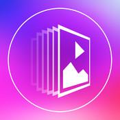 Slideshow Maker Square iPad Edition for Instagram