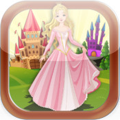 Cute Dress Up Princess Photo Booth