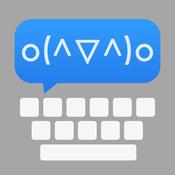 Emoticon Keypad - An emoticon IME that can embed in iOS8 system emoticon translator