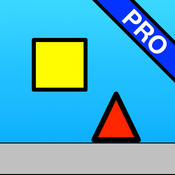 Impossible Geometry Premium Jump and Dash Game