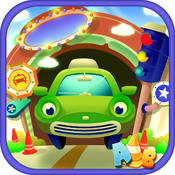 Car Typing Gallop - Educational games for kids kids typing games