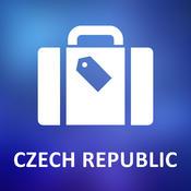 Czech Republic Offline Vector Map