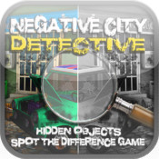 Detective Hidden Objects Spot The Difference Mystery Quest Game (iPad Edition)