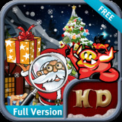 Free Hidden Object Games - Night before Christmas
