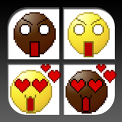 Multi Race Emoji Premium - Custom Emojis Keyboard with Yellow & Black Smileys for All Races