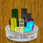 Blocks Killer 3D anyplace control 3 6