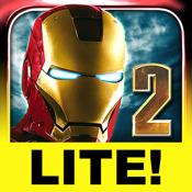 Iron Man 2 for iPad LITE