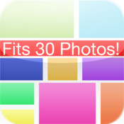 Collage Frames Shuffle frames