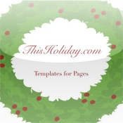 ThisHoliday Templates 2003 access templates
