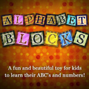 Alphabet Number Blocks