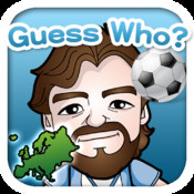 Guess Who? - European Cup