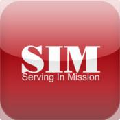 SIM (Serving In Mission) sim ipad