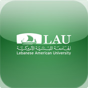 LAU Mobile Application mobile application