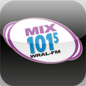 MIX 101.5 / WRAL-FM / The Best Mix While You Work