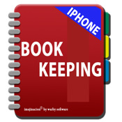 Bookkeeping for iPhone
