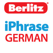 Berlitz iPhrase German berlitz language