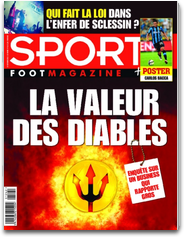 Sport/Foot Magazine HD.