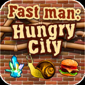 Fast man: Hungry City HD