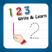 Write & Learn 123 Counting