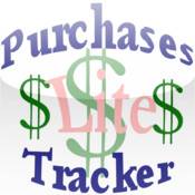 Purchases Tracker Lite app purchases