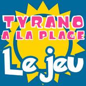 Tyrano à la plage-Le jeu
