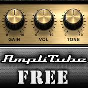 AmpliTube FREE for iPad
