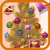 Christmas Tree and Card