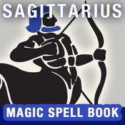 Sagittarius Spell Book magic spell words