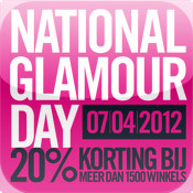 NATIONAL GLAMOUR DAY - 2012